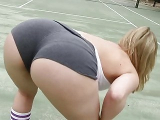 PAWG hottie Alexis Texas gets her big butt smashed hard