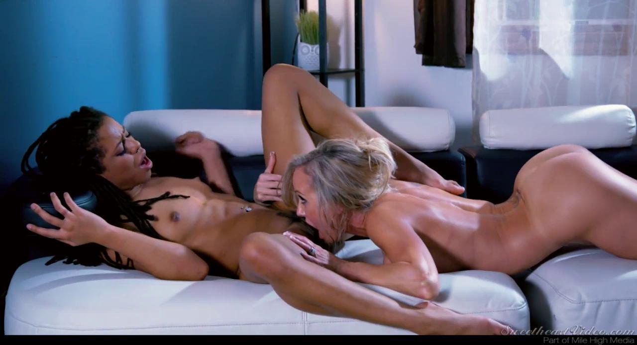 Brandi Love Ebony Lesbian